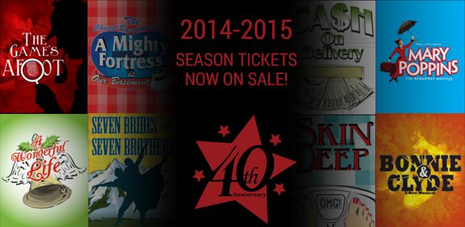 2014-2015 Season Tickets